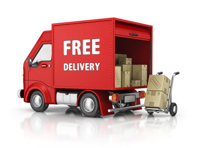 We offer free delivery on all orders over $49 (NZ wide)