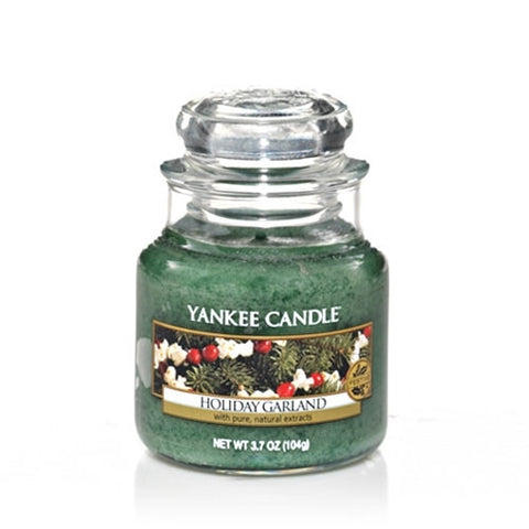 Yankee Candle - Holiday Garland Large Jar