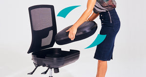 2 seats in 1 Active Chair