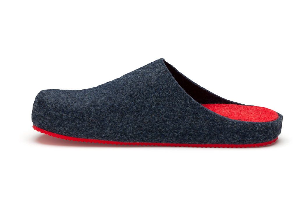 Sansa Man (Navy/Red)