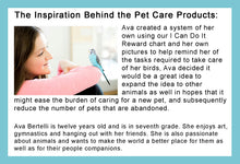 "Load image into Gallery viewer, ""I Can Do It!"" Supplemental Cat Care Pack by Kenson Kids - Kenson Parenting Solutions"
