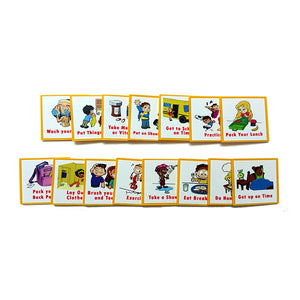 """I Can Do It!"" Reward Chart Supplemental School Pack by Kenson Kids - Kenson Parenting Solutions"