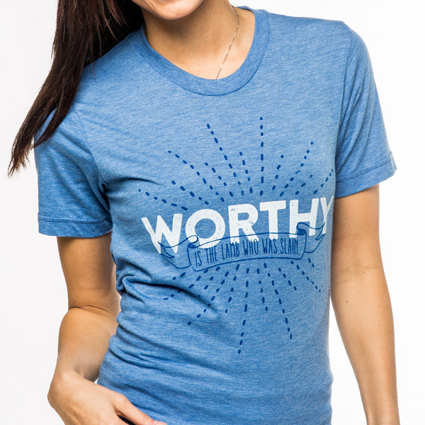 Worthy is the Lamb shirt