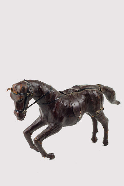 Mini Taxidermy Horse