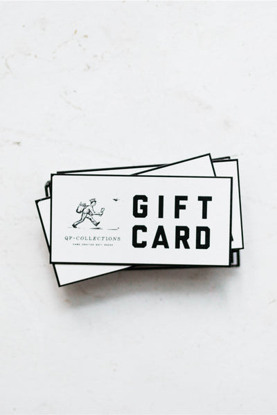 QP Collections Gift Card 150$
