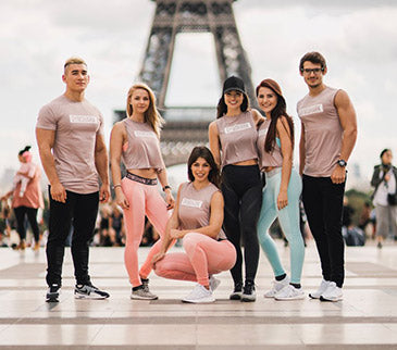 24 Hours To Go | Gymshark Paris Pop-Up Store