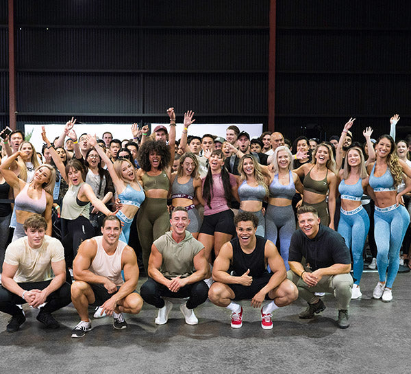 Gymshark Melbourne | Day Two