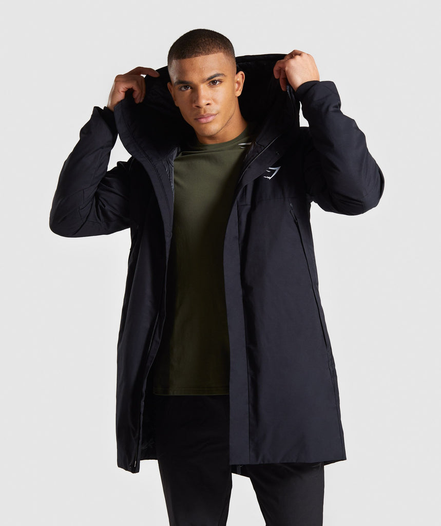 Gymshark Summit Jacket - Black 1