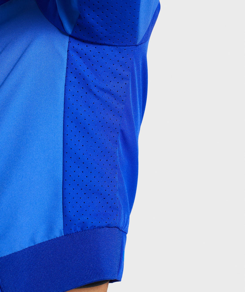 Gymshark Turbo Track Jacket - Cobalt Blue 5