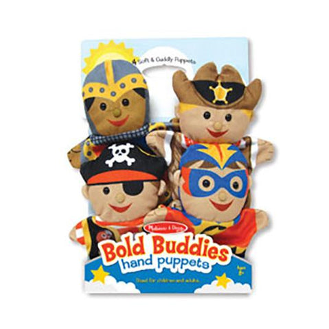 Bold Buddies | Soft hand puppets | Melissa and Doug | Lucas loves cars