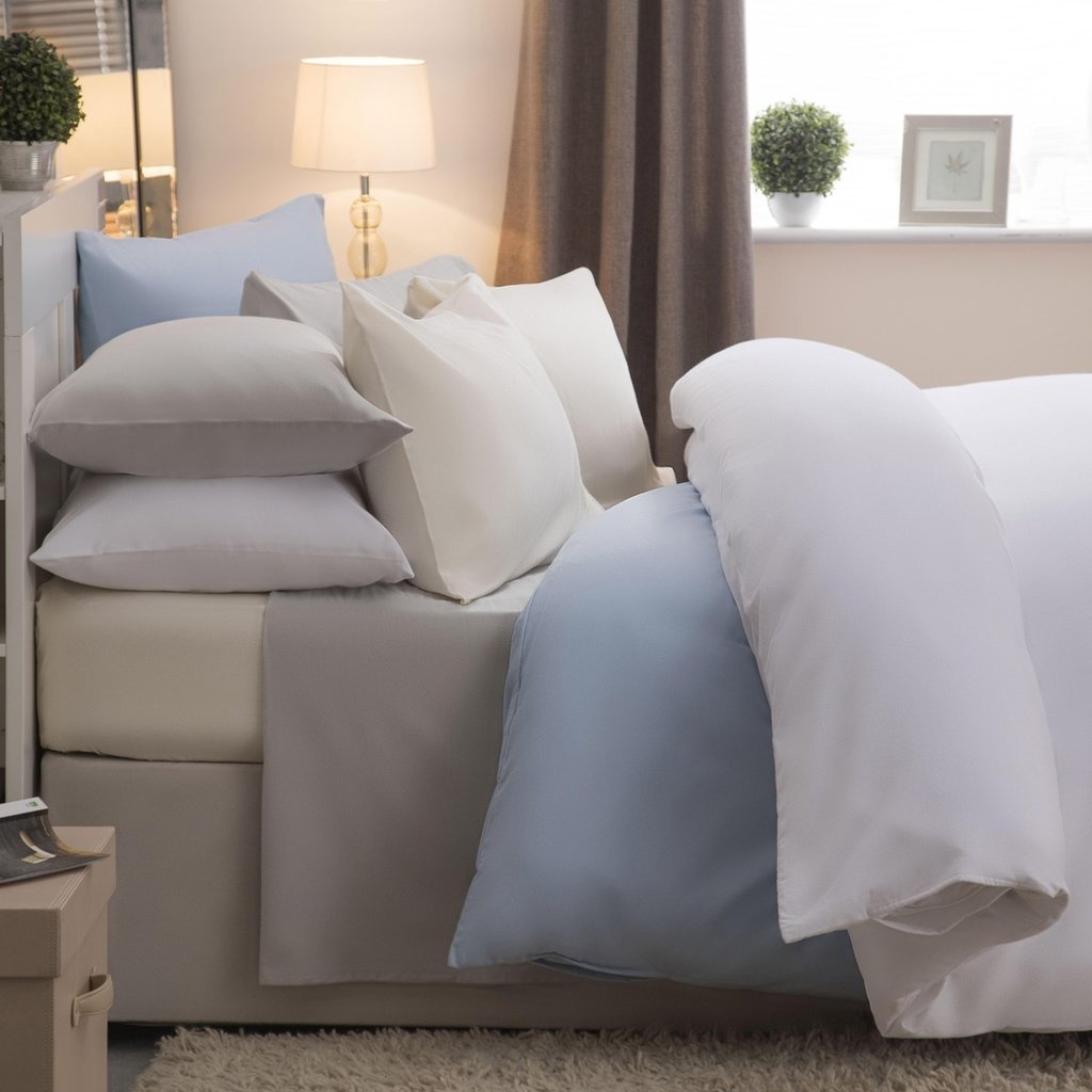 Warm & Cosy Duvet Covers - LOTS OF COLOURS