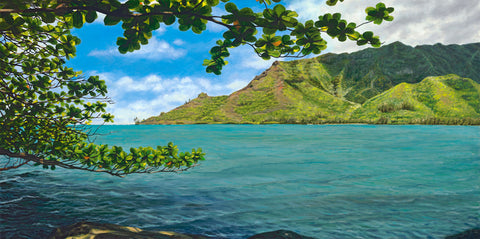 Kahana Bay Splendor