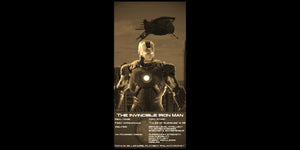 Avengers Sextych Geekograph Limited Edition Metal Art