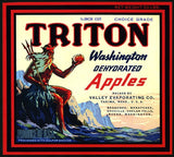 Choice Grade Triton Apples