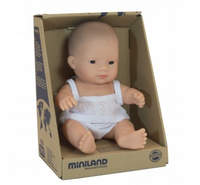 PREORDER MiniLand Doll - 21cm Asian Boy