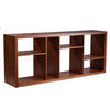 Reid Shelving and Media Stand in American Walnut