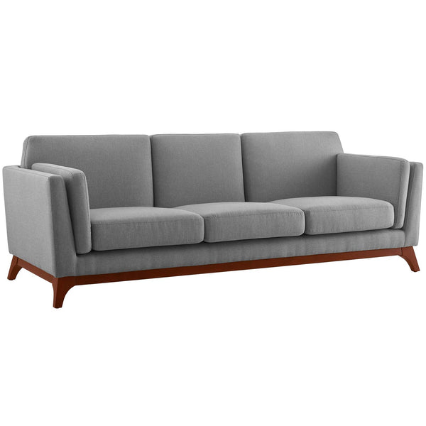 Modway EEI-3062 Chance Upholstered Fabric Sofa