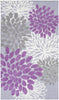 Abigail Kids Area Rug Purple