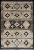 Paramount Southwest Area Rug Gray, Black