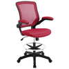 Veer Breathable Mesh Back Drafting Chair