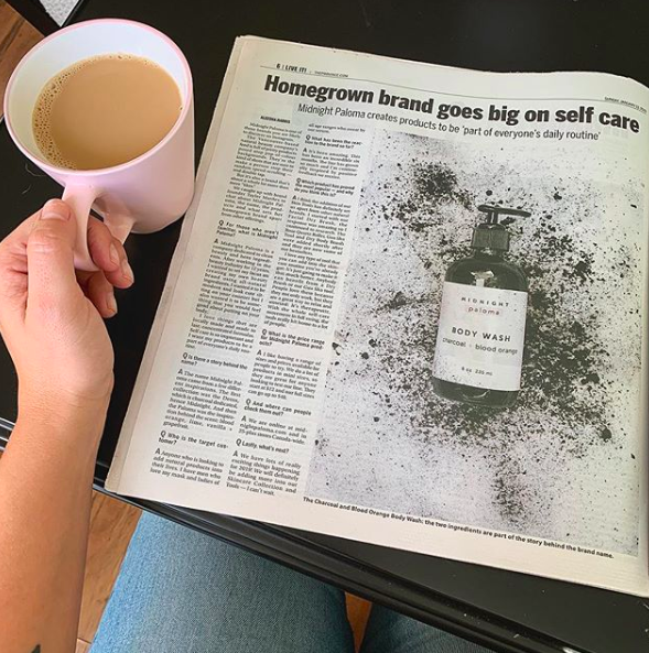 The Province Feature 'Vancouver Brand Goes Big On Self Care'