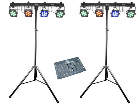 Essential LED Stage Light Package Rental