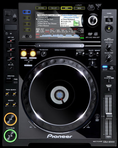 Pioneer CDJ 2000 DJ CD Player