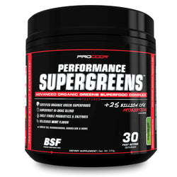 PERFORMANCE SUPERGREENS