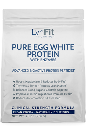 Metabolic Boosting Egg White Protein