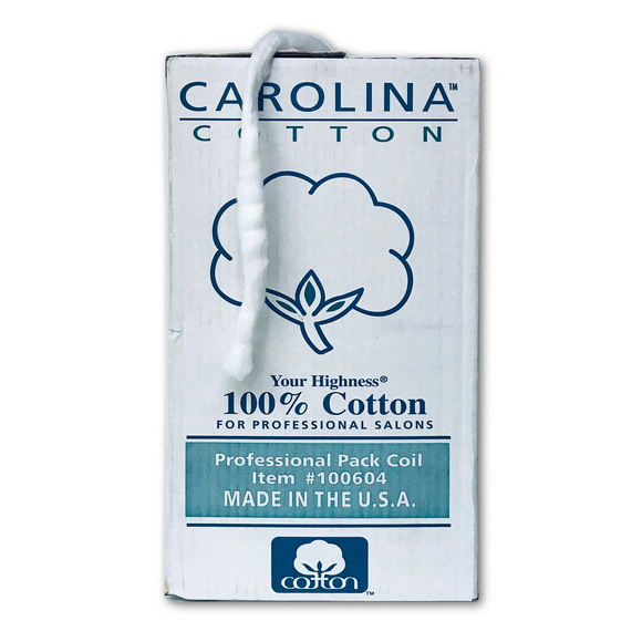 Cotton Coil (SS-100604) (1 Box)