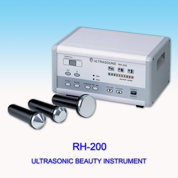 ULTRASONIC BEAUTY INSTRUMENT: RH-200