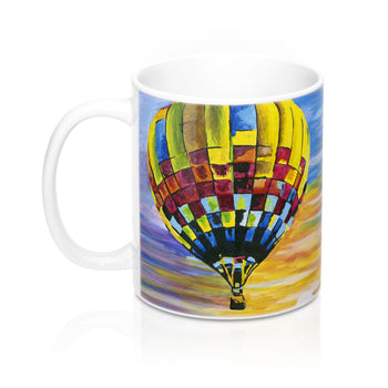 Balloon Sunrise - Mug