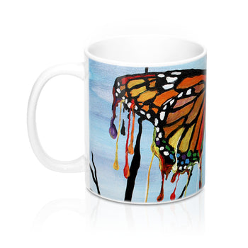 Melting Butterflies - Mug
