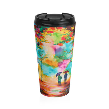 Music is in the Air - Travel Mug