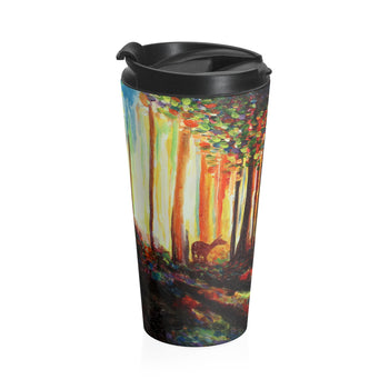 Morning Forest - Travel Mug