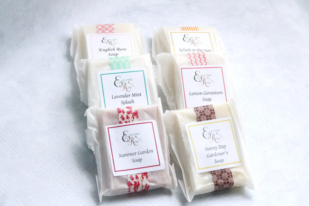 Summer Soap Sampler - Summer Soaps - Summer Scents