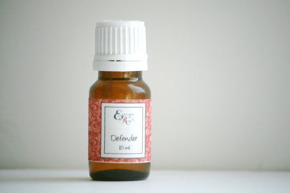 Defender Essential Oil Blend - Clear Naturals