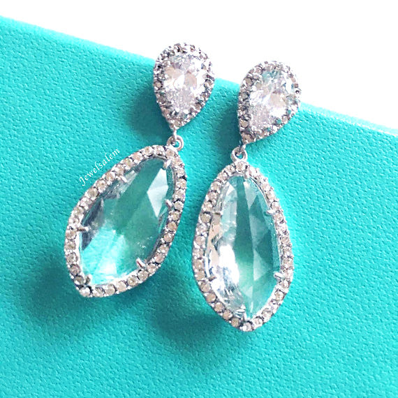 Alexis - Cubic Zirconia Earrings