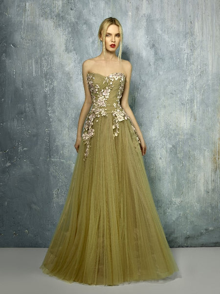 Beside Couture Dress BC1292