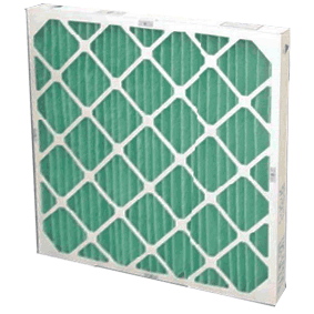 20x25x4 Pleated Air Filter MERV 8 Synthetic 6 ct