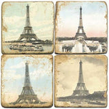 Eiffel Tower Drink Coasters