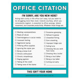 Office Citation Nifty Notes