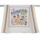 Route 66 Dish Towel
