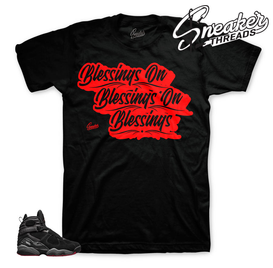 Cement jordan 8 clothing | Sneaker match shirts and tees.