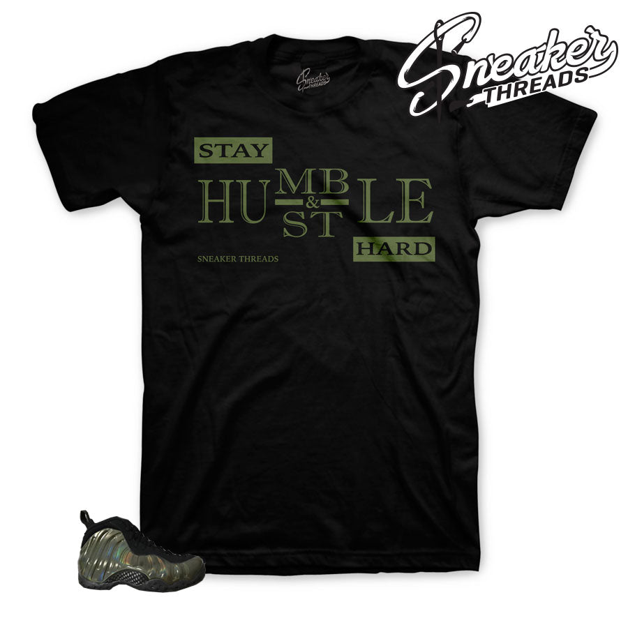 Blowing money fast Shirts Match Foams | Legion green foamposite.