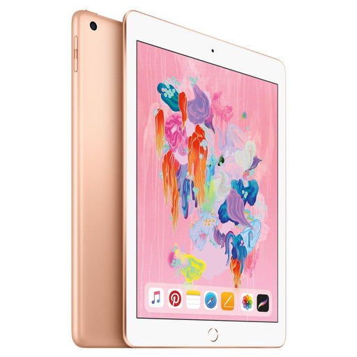 Apple iPad 2018 Wifi + Cellular 128 Go Or