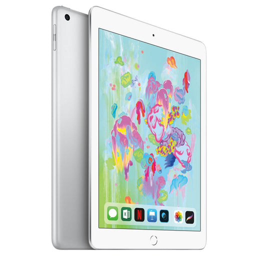Apple iPad 2018 Wifi + Cellular 128 Go Argent