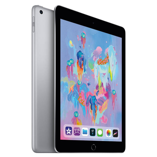 Apple iPad 2018 Wifi + Cellular 128 Go Gris Sidéral