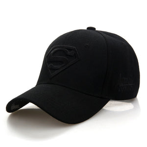 I Am Superman Baseball Cap - Superb