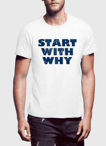 Start With Why Tee - Superb